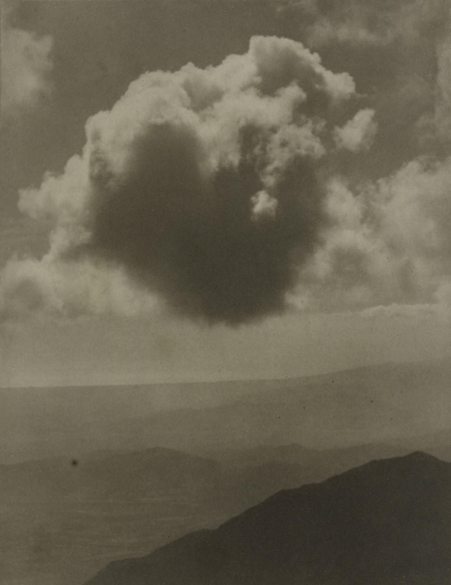 Alvin Langdon Coburn   The Cloud | 1912
