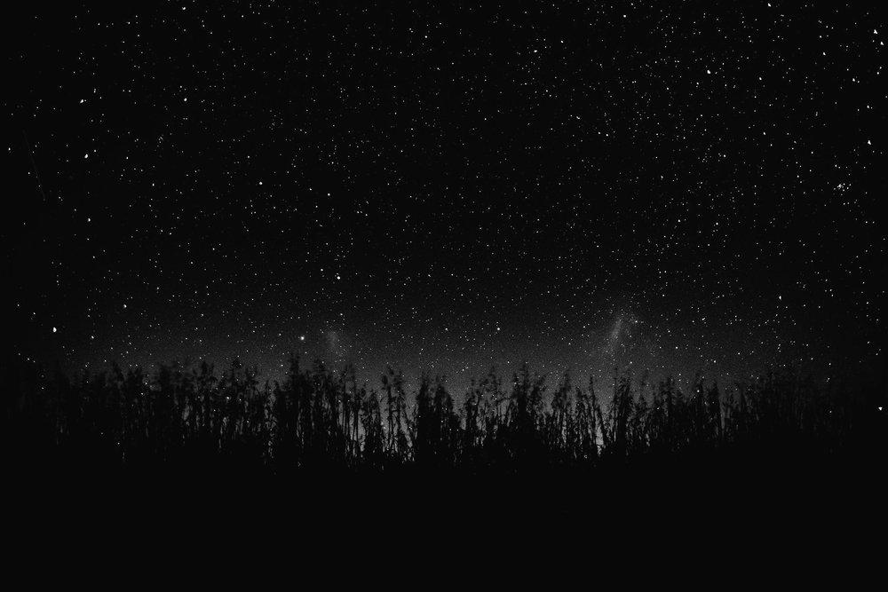 Aqui foi quando eu realizei um sonho de fotografar as estrelas durante a noite. Foram feitas na minha antiga cidade de Erechim, RS, quando eu ainda estava começando a faculdade de fotografia.